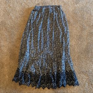 American Eagle Maxi Skirt. Size S.